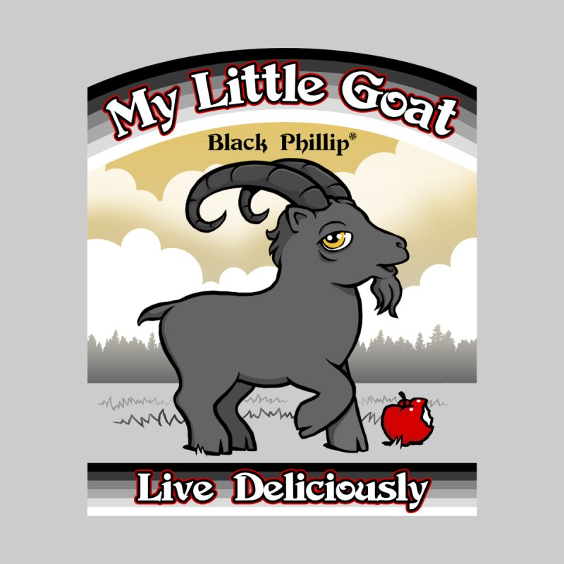 My Little Goat Accessories Zip Pouch by Tom Burns