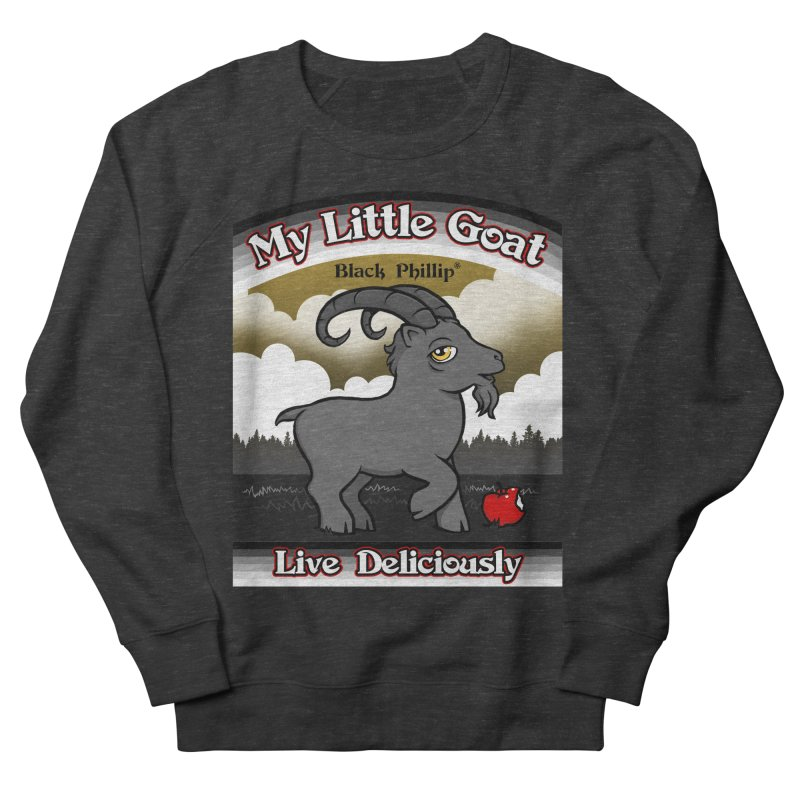 My Little Goat Men's Sweatshirt by Tom Burns