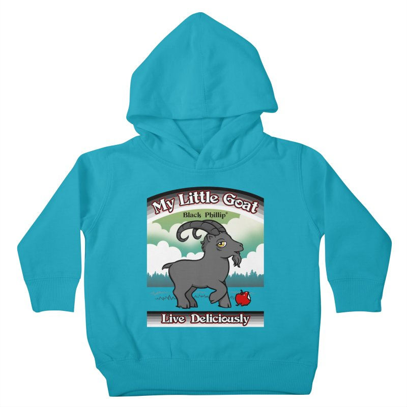 My Little Goat Kids Toddler Pullover Hoody by Tom Burns