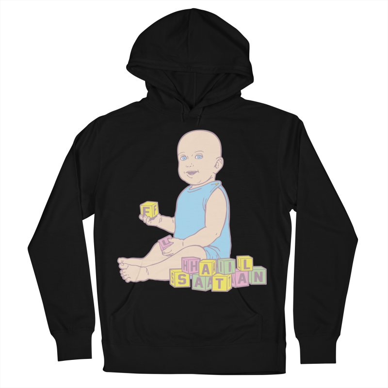 Adorable Antichrist Men's Pullover Hoody by Tom Burns