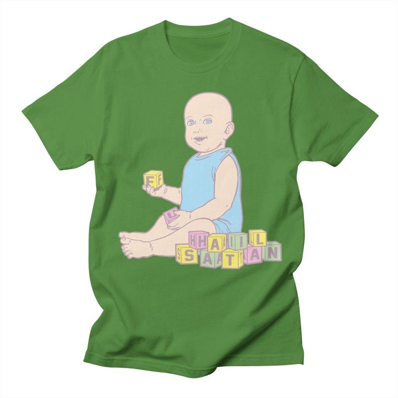 Adorable Antichrist Women's Regular Unisex T-Shirt by Tom Burns