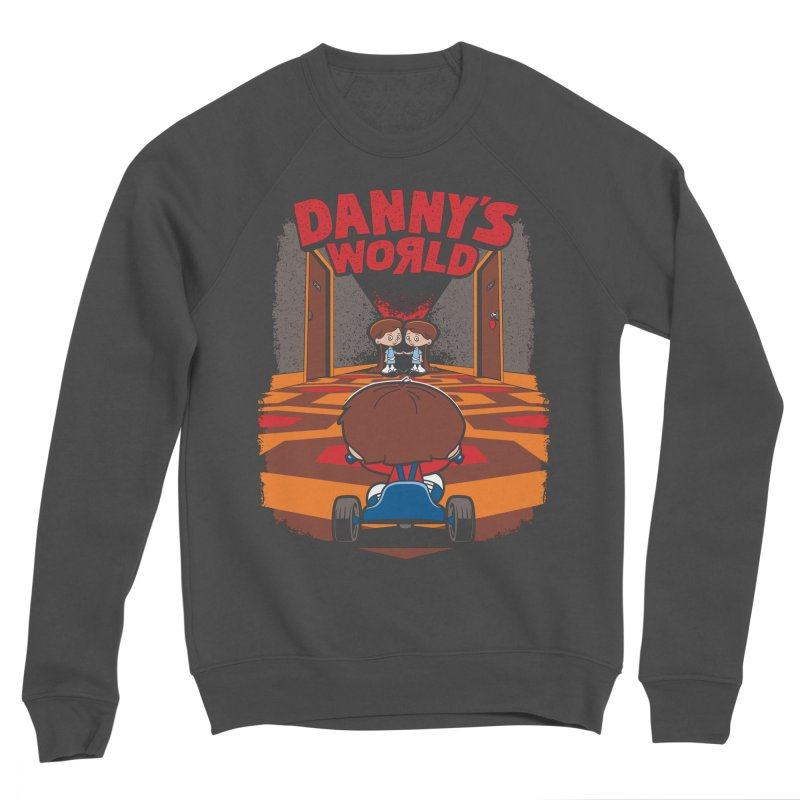 Danny's World Women's Sponge Fleece Sweatshirt by Tom Burns