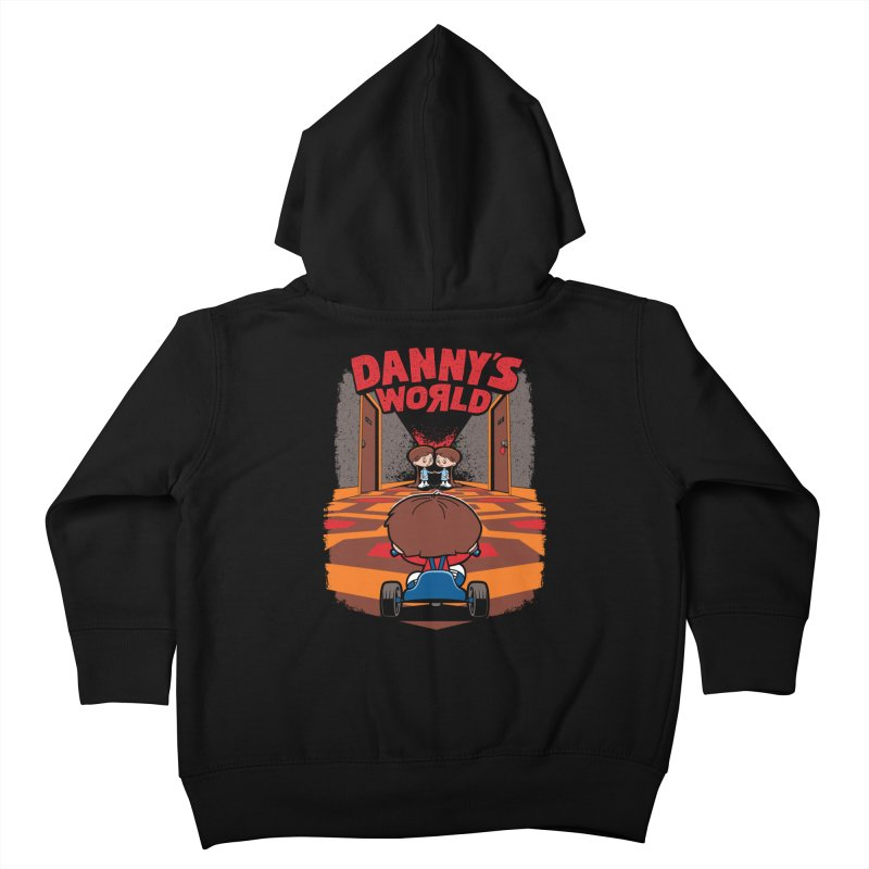 Danny's World Kids Toddler Zip-Up Hoody by Tom Burns
