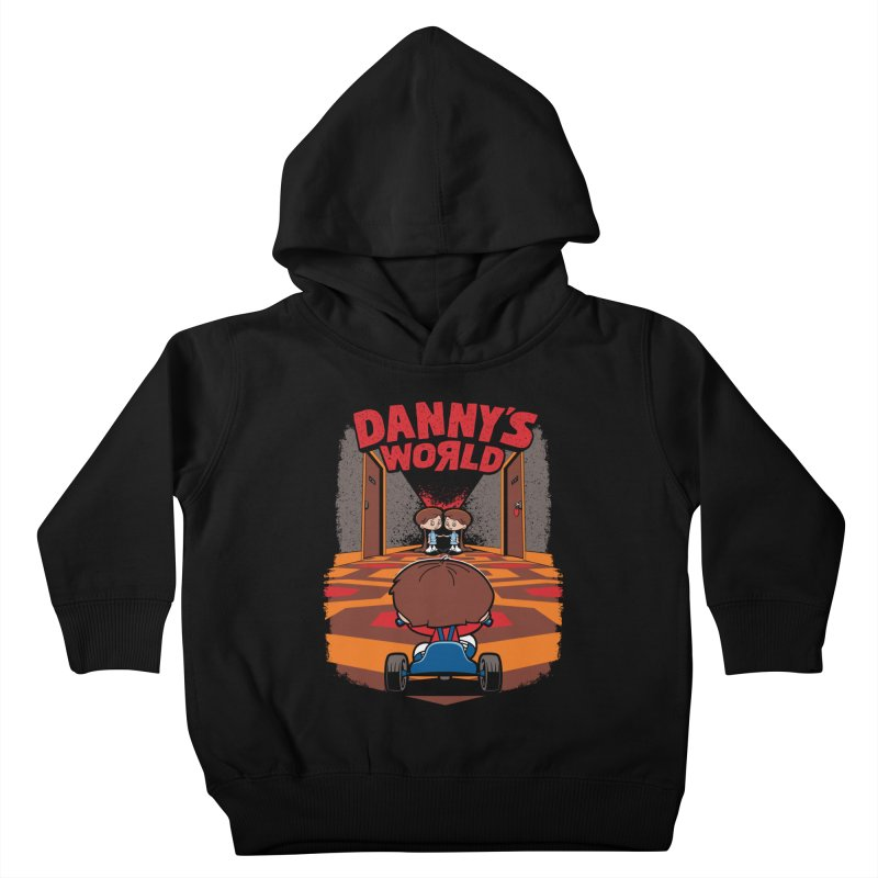 Danny's World Kids Toddler Pullover Hoody by Tom Burns