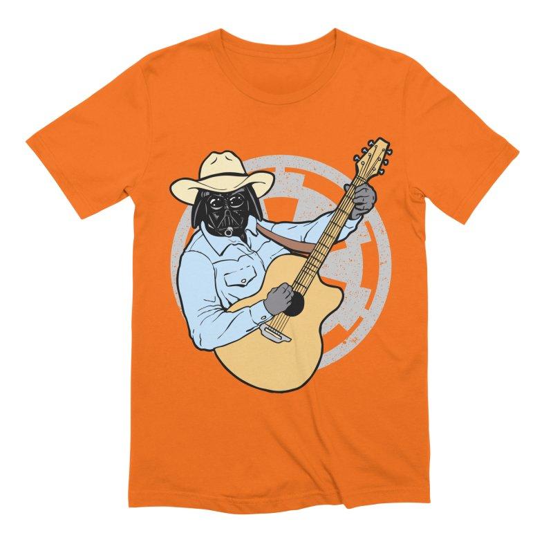 Darth Brooks Men's Extra Soft T-Shirt by Tom Burns