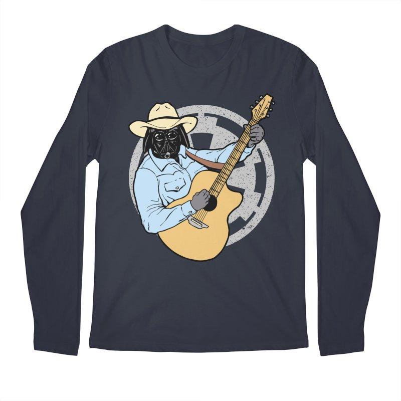 Darth Brooks Men's Regular Longsleeve T-Shirt by Tom Burns