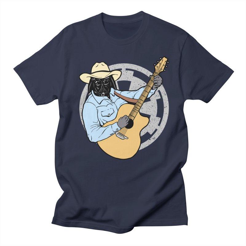 Darth Brooks Women's Regular Unisex T-Shirt by Tom Burns