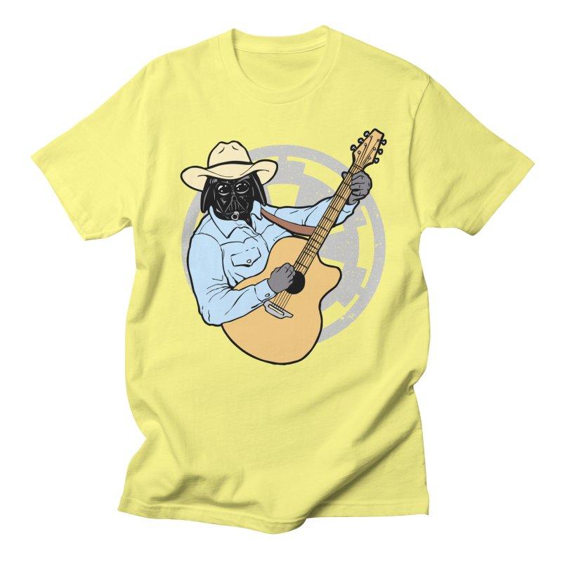 Darth Brooks Men's Regular T-Shirt by Tom Burns