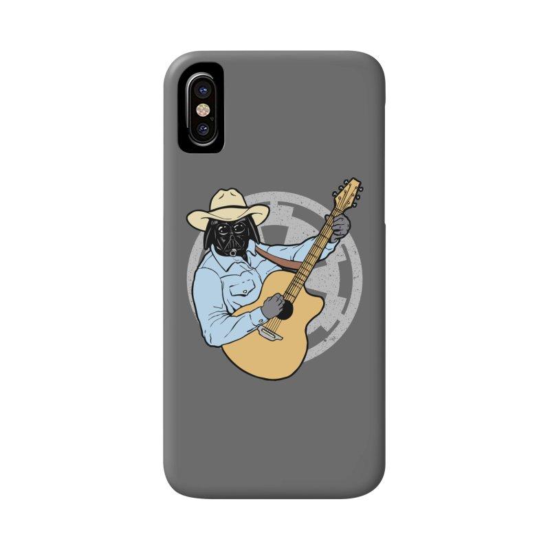 Darth Brooks Accessories Phone Case by Tom Burns