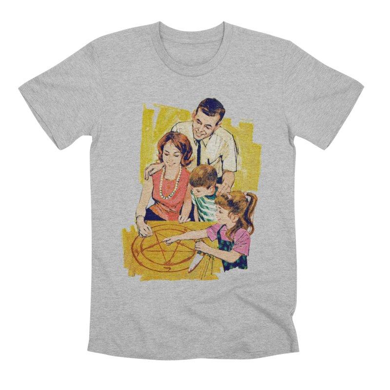 Family Summoning Men's Premium T-Shirt by Tom Burns