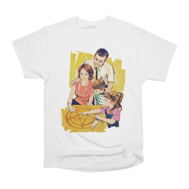 Family Summoning Women's Heavyweight Unisex T-Shirt by Tom Burns