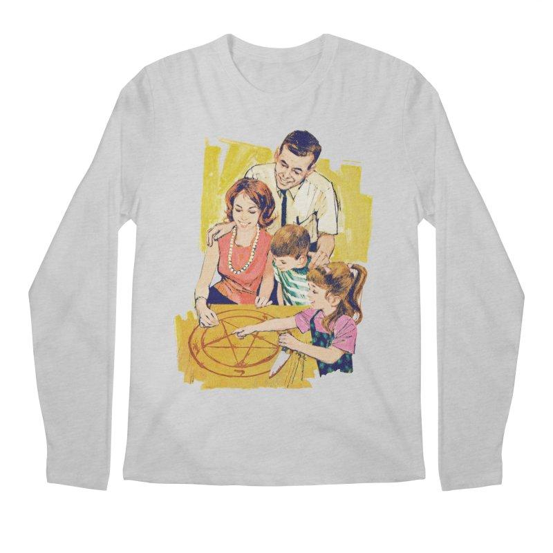 Family Summoning Men's Regular Longsleeve T-Shirt by Tom Burns