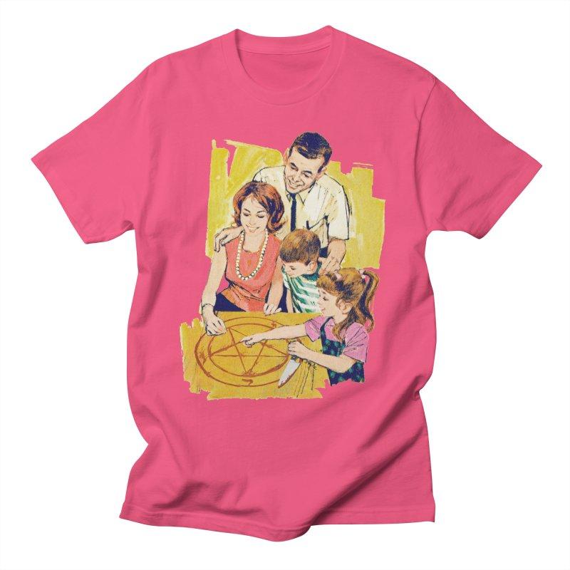 Family Summoning Men's Regular T-Shirt by Tom Burns