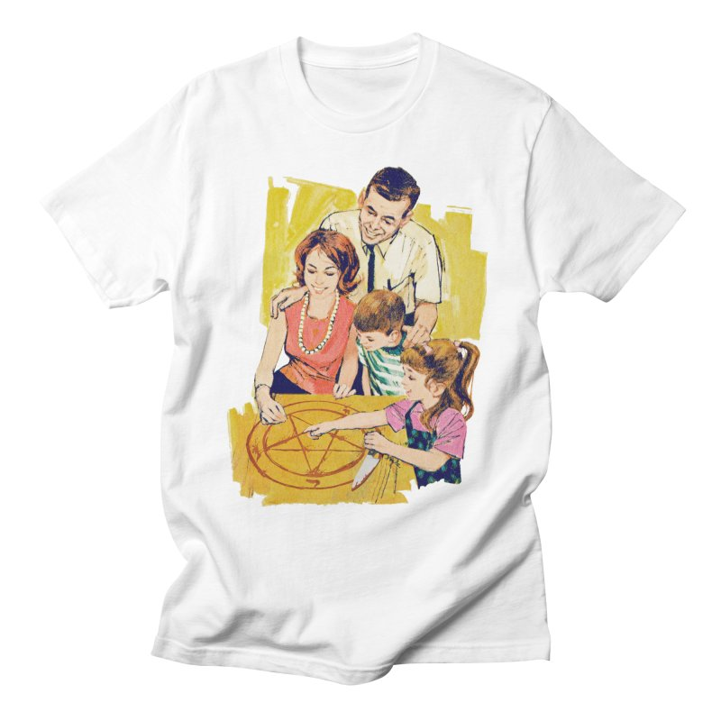 Family Summoning Women's Regular Unisex T-Shirt by Tom Burns