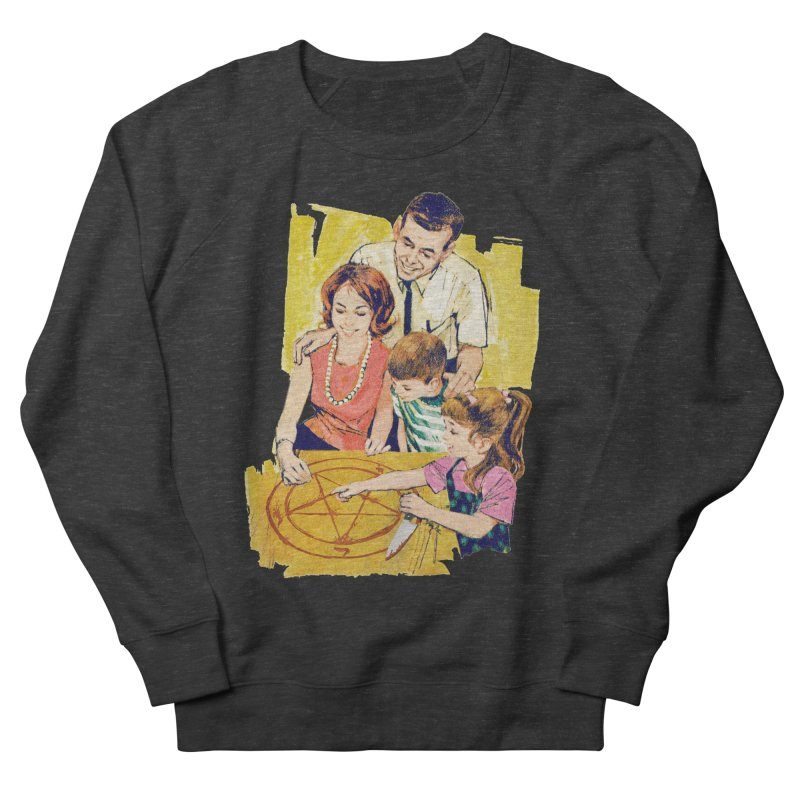 Family Summoning Women's French Terry Sweatshirt by Tom Burns
