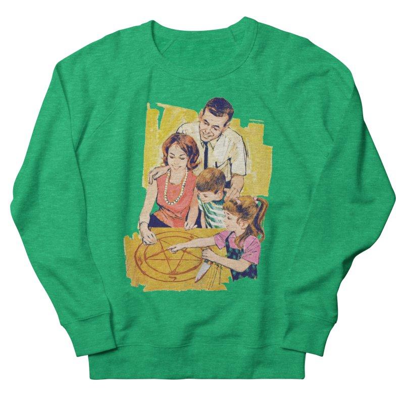 Family Summoning Men's French Terry Sweatshirt by Tom Burns
