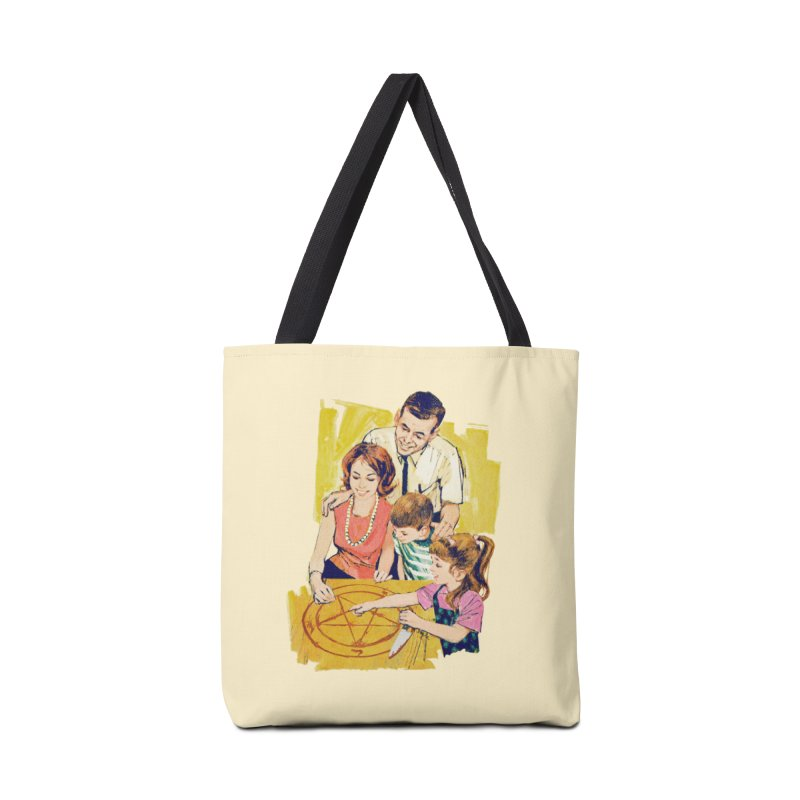 Family Summoning Accessories Tote Bag Bag by Tom Burns
