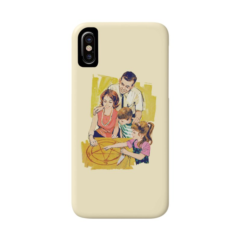 Family Summoning Accessories Phone Case by Tom Burns