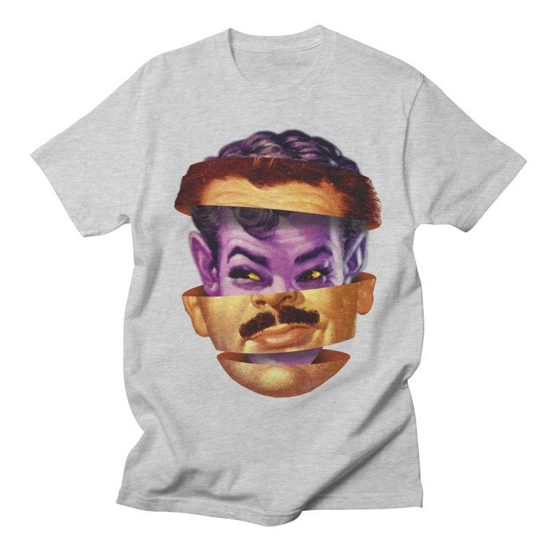 Purple Man Women's Regular Unisex T-Shirt by Tom Burns