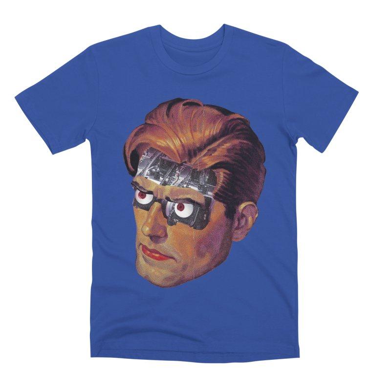 RoboDude Men's Premium T-Shirt by Tom Burns