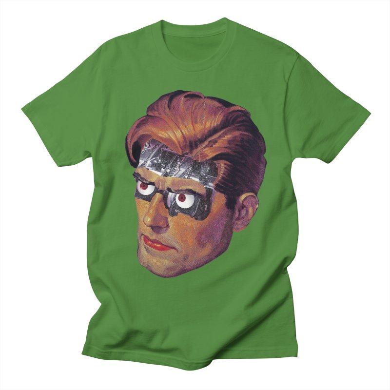 RoboDude Men's Regular T-Shirt by Tom Burns