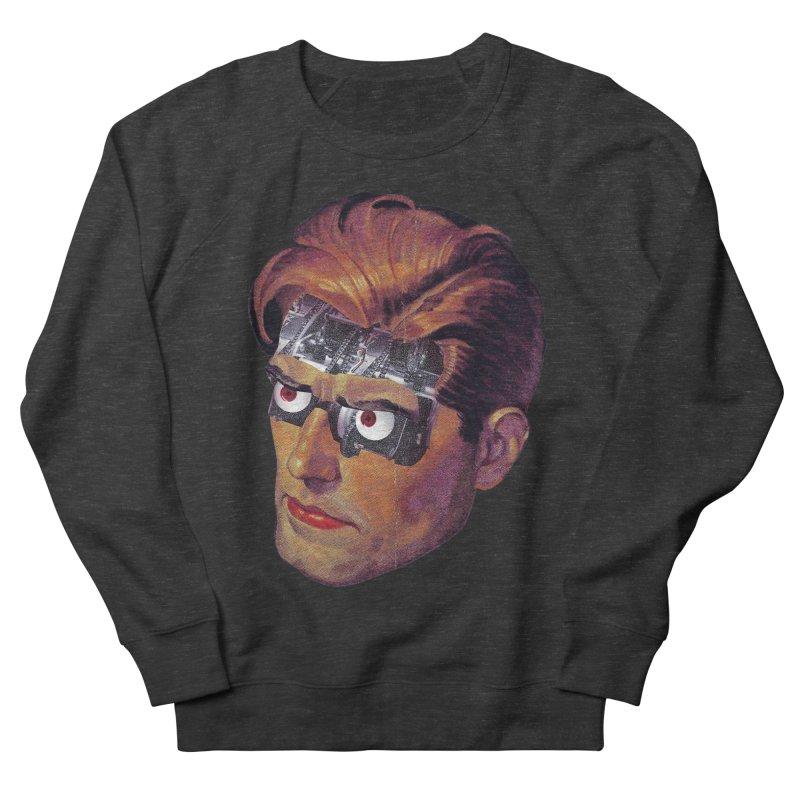 RoboDude Men's French Terry Sweatshirt by Tom Burns