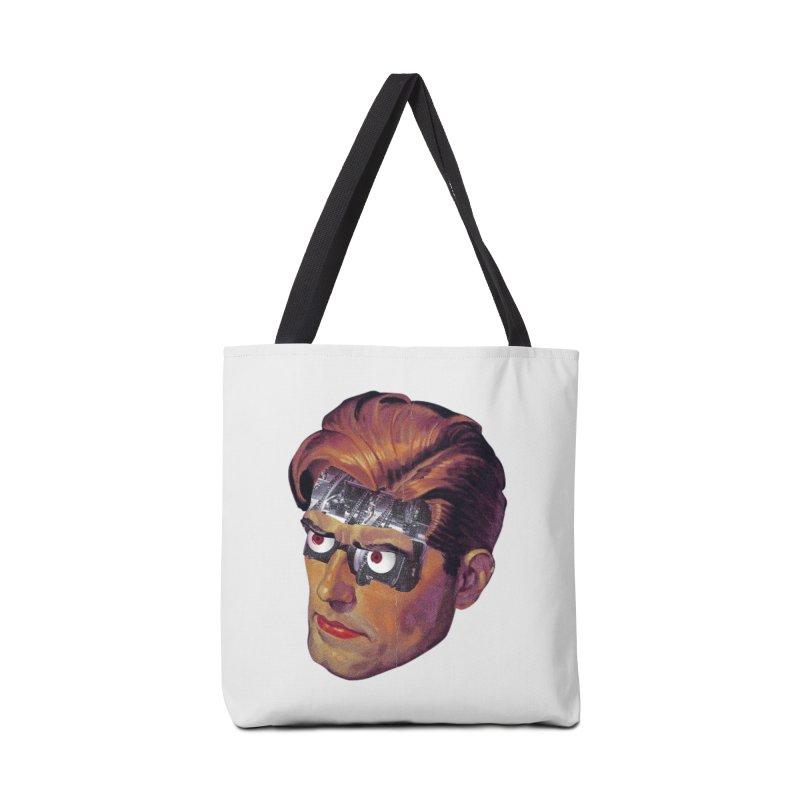 RoboDude Accessories Tote Bag Bag by Tom Burns