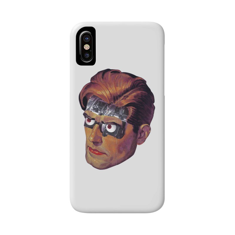 RoboDude Accessories Phone Case by Tom Burns