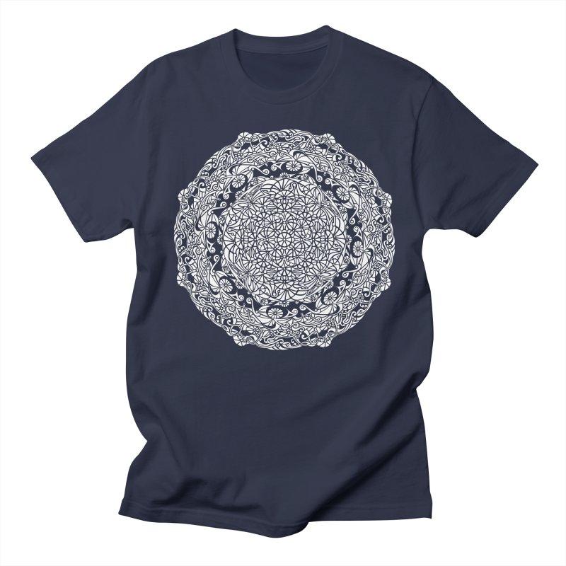 On the Vine (White) Women's Unisex T-Shirt by tomcornish's Artist Shop