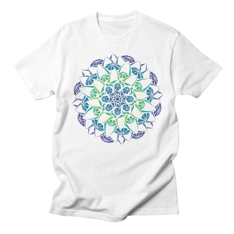 Blooming Men's Regular T-Shirt by tomcornish's Artist Shop