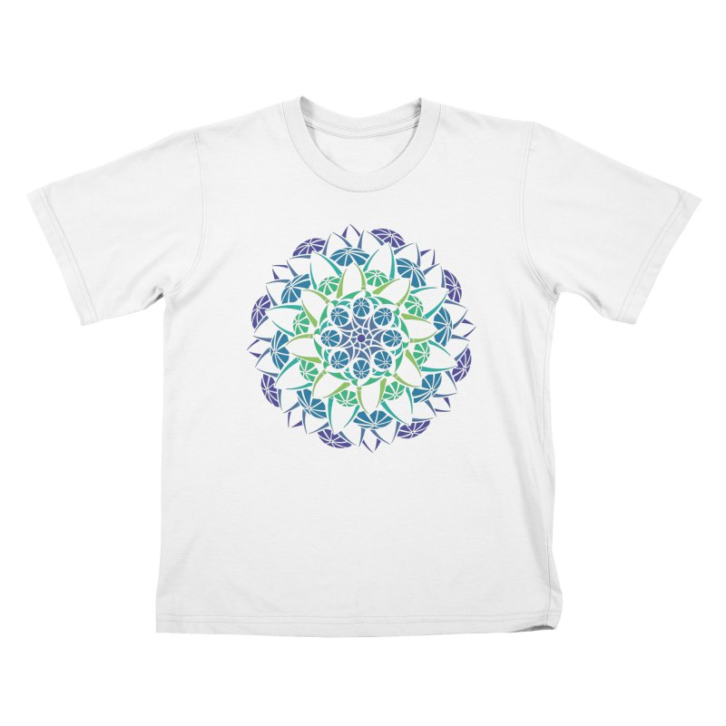 Blooming Kids T-Shirt by tomcornish's Artist Shop