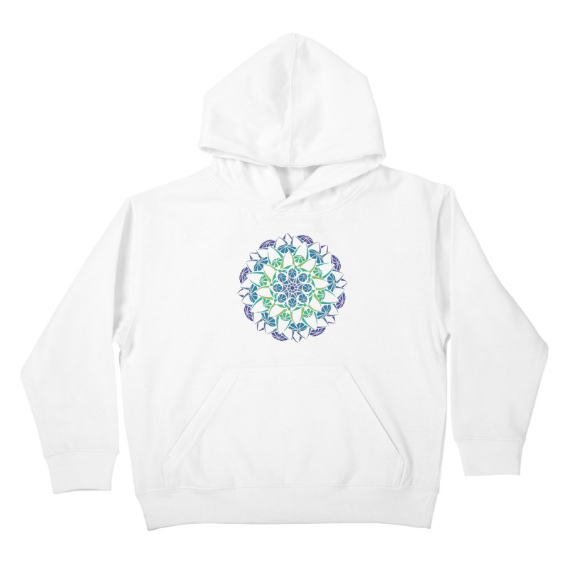 Blooming Kids Pullover Hoody by tomcornish's Artist Shop