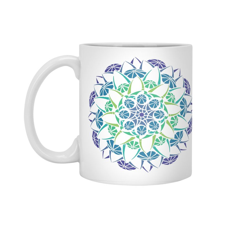 Blooming Accessories Standard Mug by tomcornish's Artist Shop