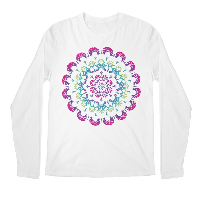 Bubbly Men's Regular Longsleeve T-Shirt by tomcornish's Artist Shop
