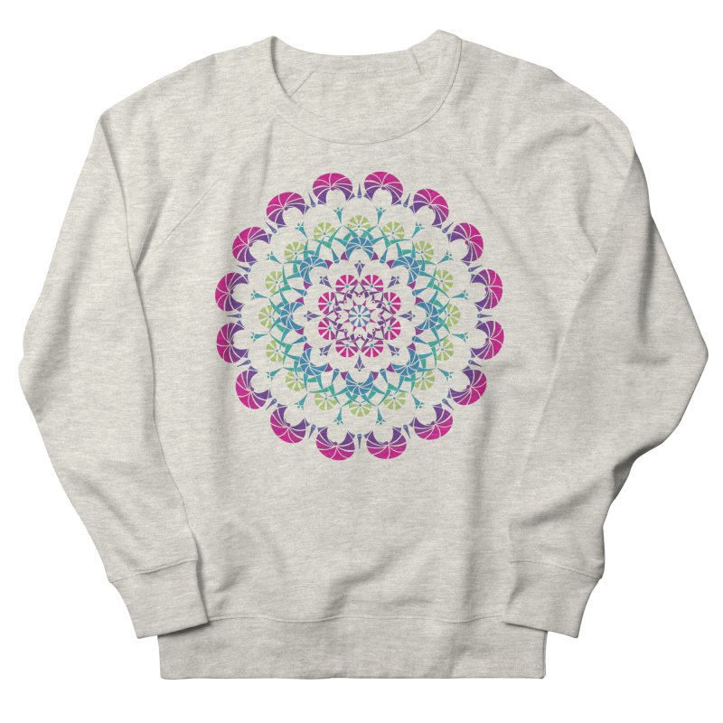 Bubbly Women's French Terry Sweatshirt by tomcornish's Artist Shop