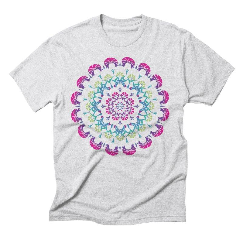 Bubbly Men's Triblend T-Shirt by tomcornish's Artist Shop
