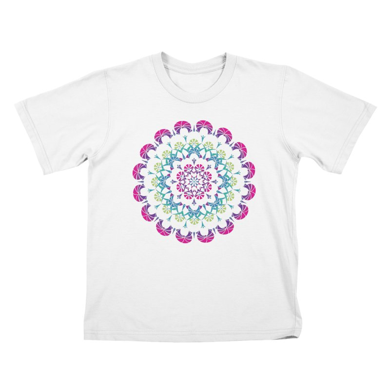 Bubbly Kids T-Shirt by tomcornish's Artist Shop