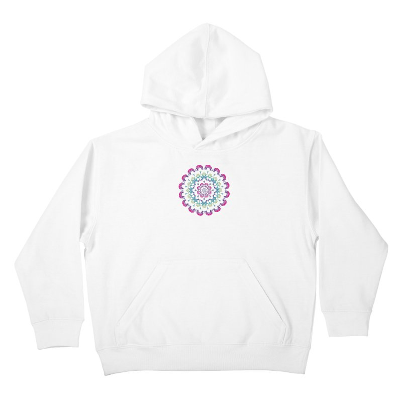 Bubbly Kids Pullover Hoody by tomcornish's Artist Shop