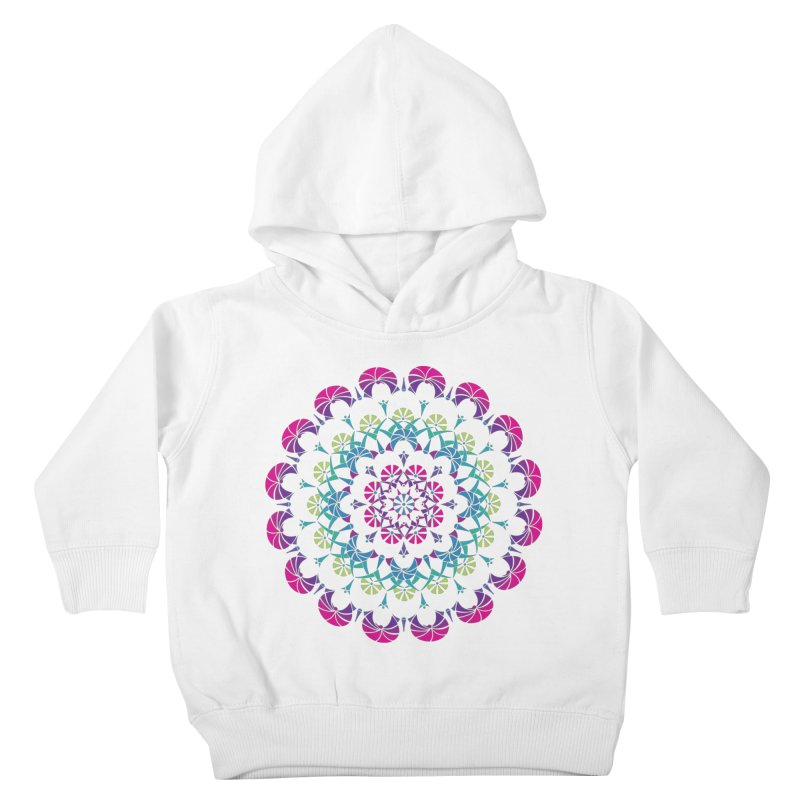 Bubbly Kids Toddler Pullover Hoody by tomcornish's Artist Shop