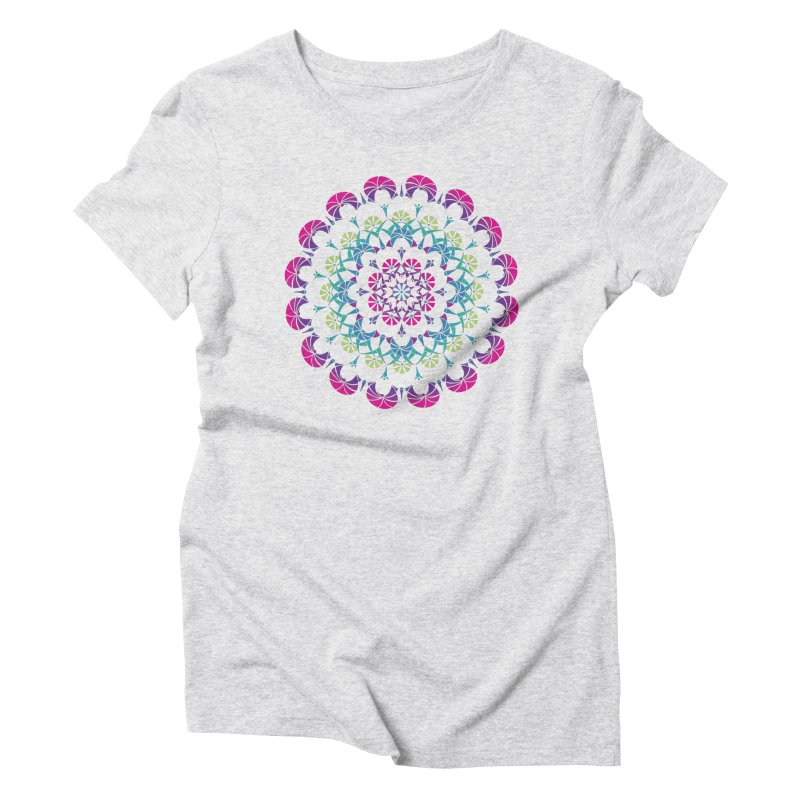 Bubbly Women's Triblend T-Shirt by tomcornish's Artist Shop
