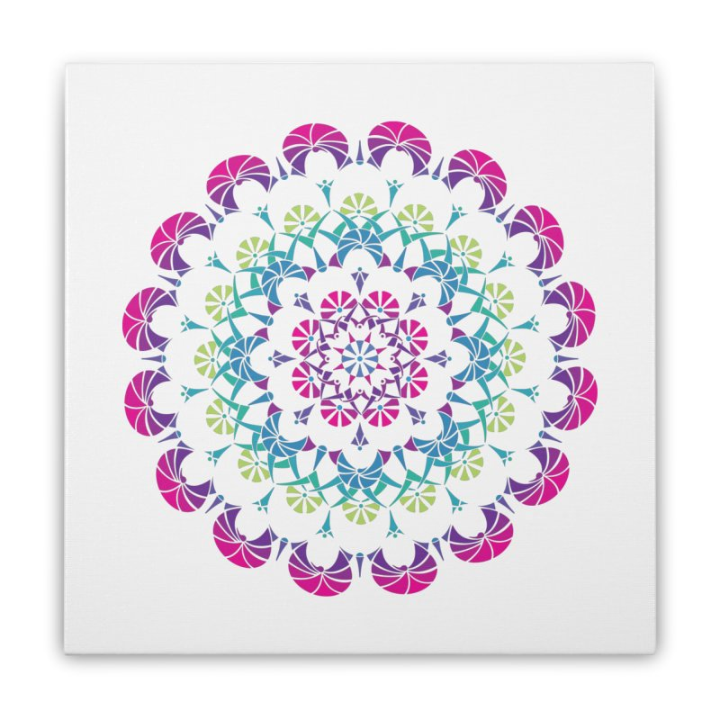 Bubbly Home Stretched Canvas by tomcornish's Artist Shop