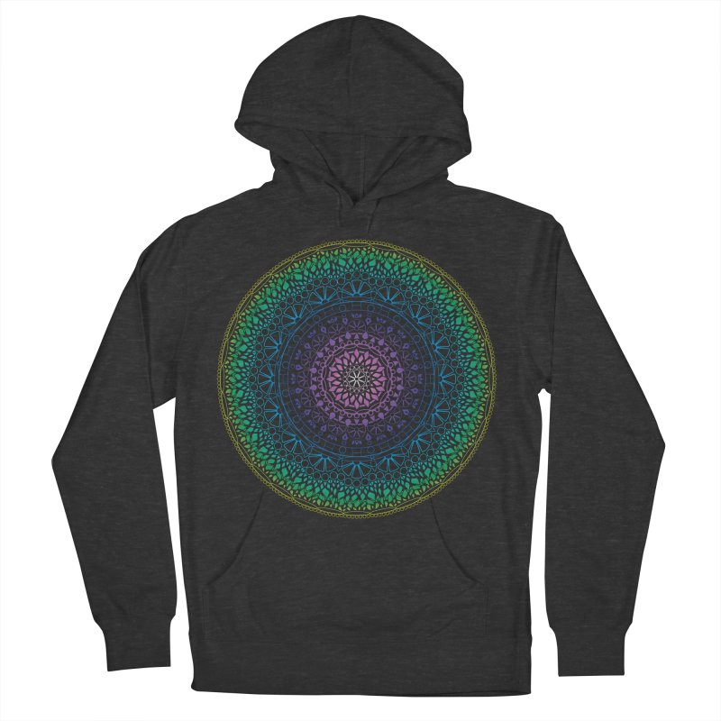 Doodle 13 Reversed Women's French Terry Pullover Hoody by tomcornish's Artist Shop