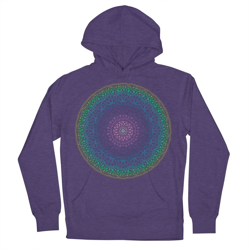 Doodle 13 Reversed Men's French Terry Pullover Hoody by tomcornish's Artist Shop
