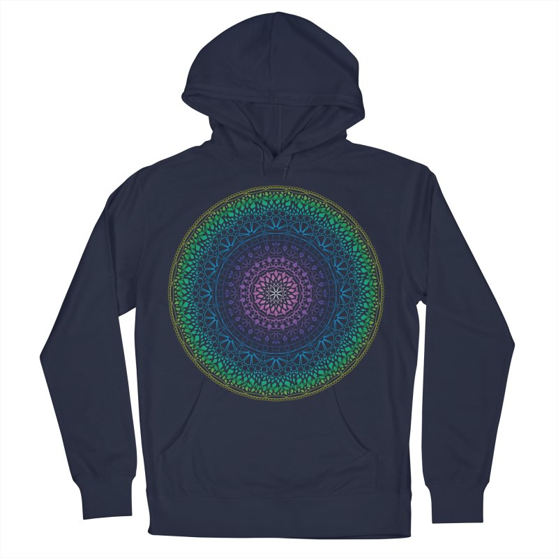 Doodle 13 Reversed Men's Pullover Hoody by tomcornish's Artist Shop