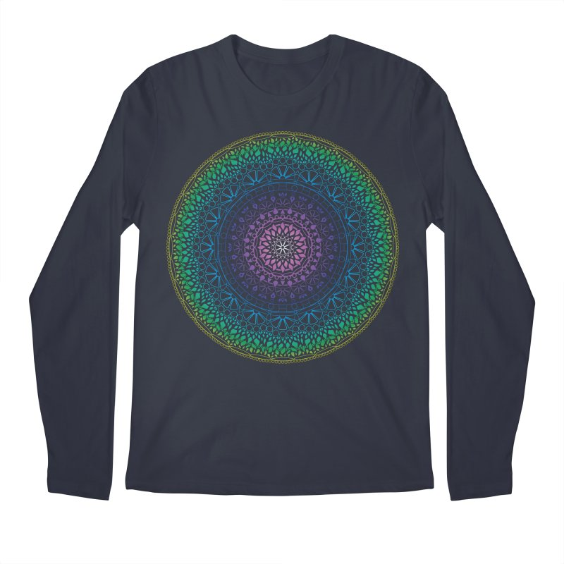 Doodle 13 Reversed Men's Regular Longsleeve T-Shirt by tomcornish's Artist Shop