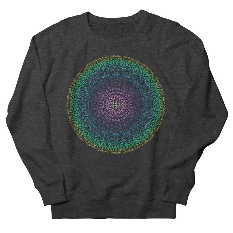 Doodle 13 Reversed Men's French Terry Sweatshirt by tomcornish's Artist Shop