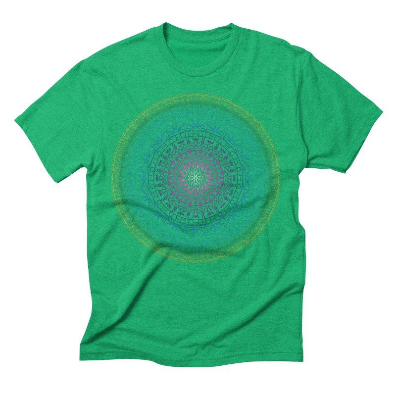 Doodle 13 Reversed Men's Triblend T-Shirt by tomcornish's Artist Shop