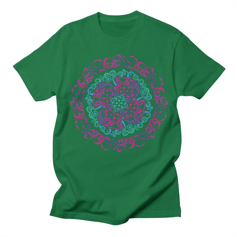 Detailed Men's Regular T-Shirt by tomcornish's Artist Shop