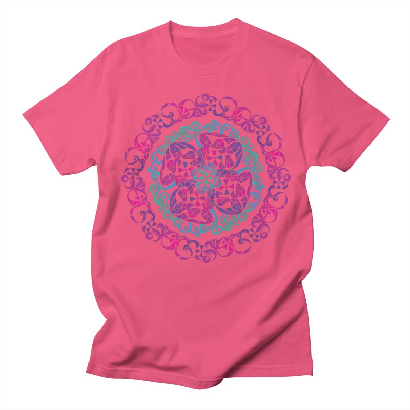 Detailed Women's Unisex T-Shirt by tomcornish's Artist Shop