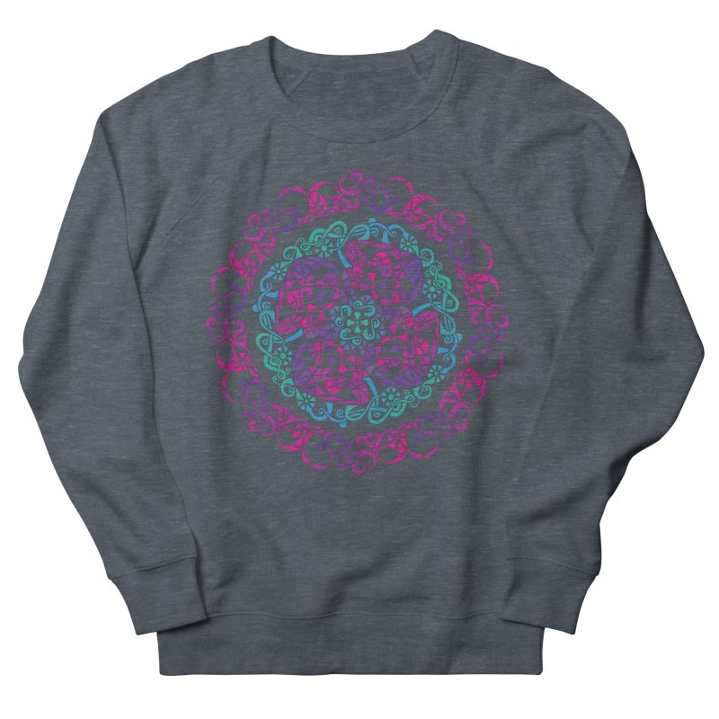 Detailed Women's French Terry Sweatshirt by tomcornish's Artist Shop